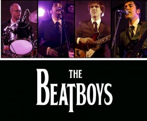 The Beatboys foto+logo